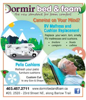 Dormir Bed & Foam Metro Ad.